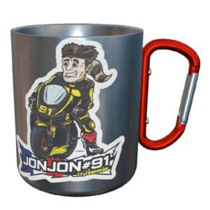 mug-inox personnalisé