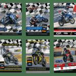 press-book moto sportif personnalisé sur mesure